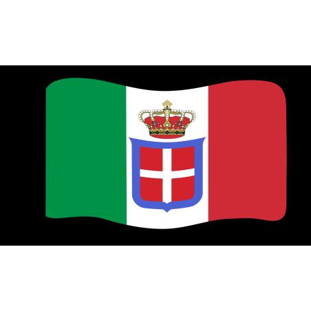 Flage : WW1 Italien (Naval)