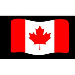 Flage : Canada