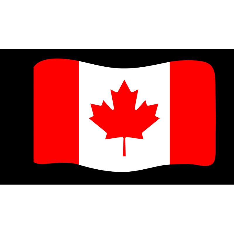 Flag : Canada