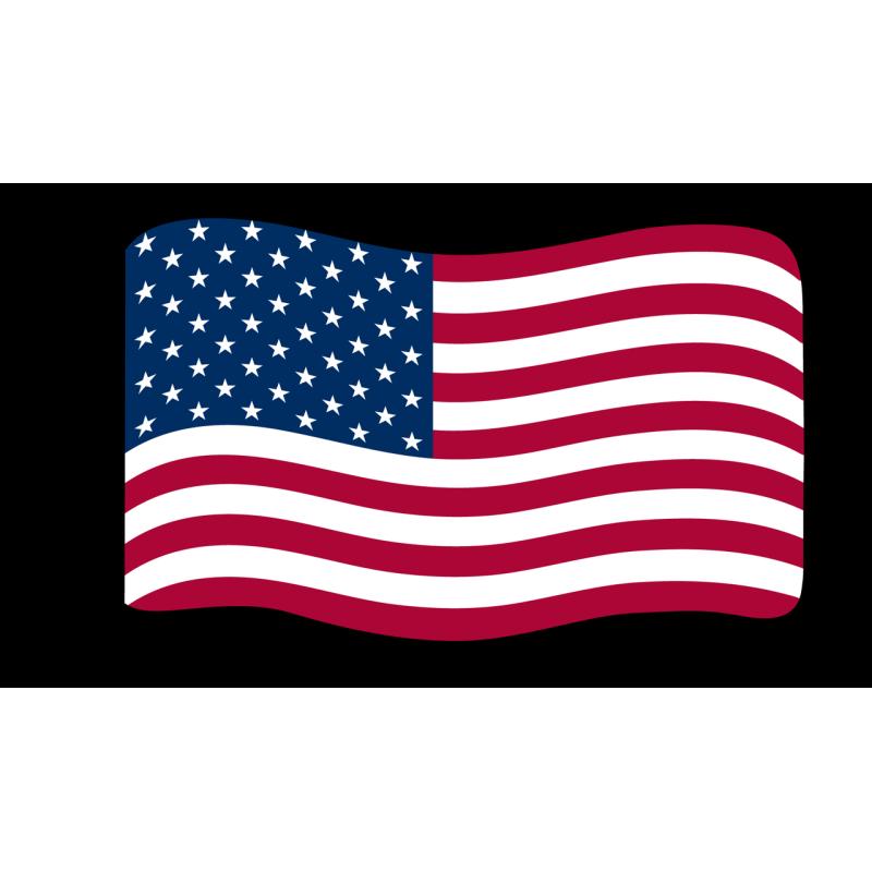 Flage : USA