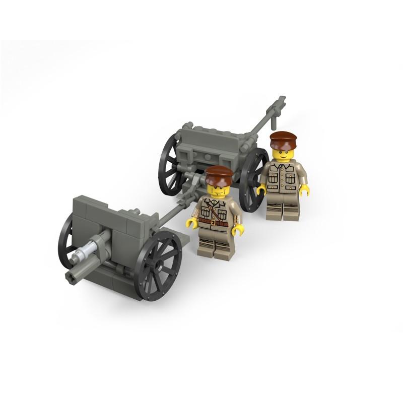 QF 13 Pounder Howitzer