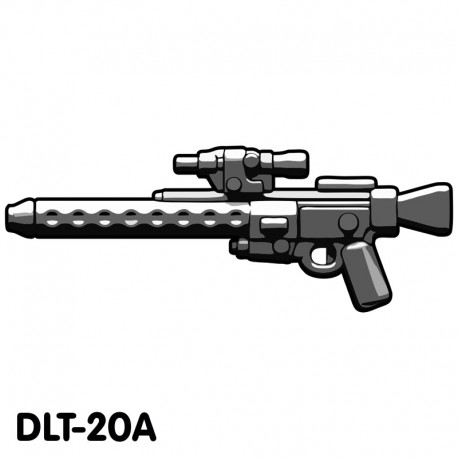 DLT-20A Heavy Blast Rifle
