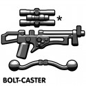 Bolt-Caster w/Bow & Scope