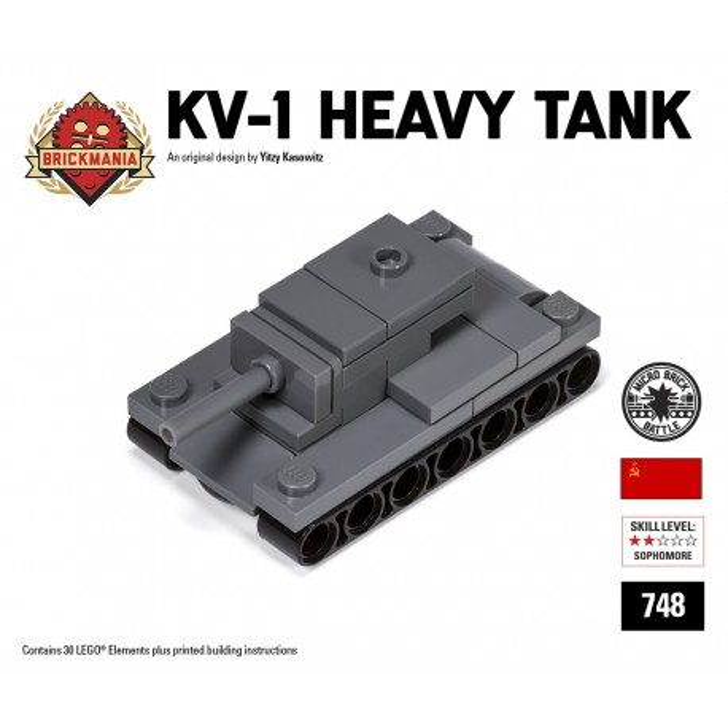 KV-1 - Micro Tank