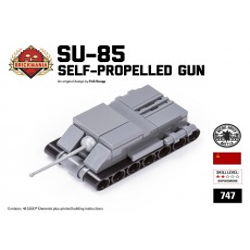 SU-85- Micro Tank