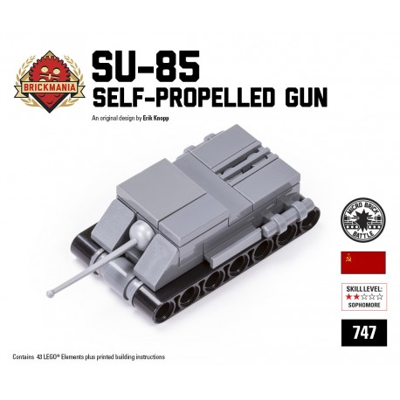 SU-85 - Micro-tank