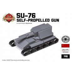 SU-76- Micro-tank