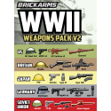 BrickArms WW2 Waffen Set v2