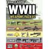 BrickArms WW2 Weapons Pack v2