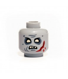 Citizen Brick - Scar Face Zombie Kopf