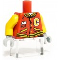 Citizen Brick - CB Letterman Jacket Zombie Torso