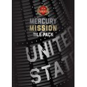 Mercury Mission Tiles set