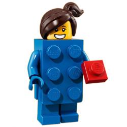 Brick Suit Girl