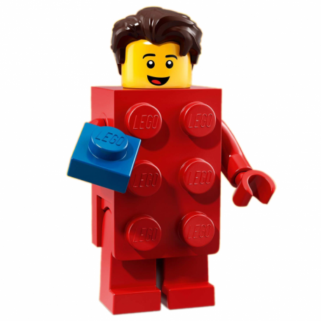 Brick Suit Guy