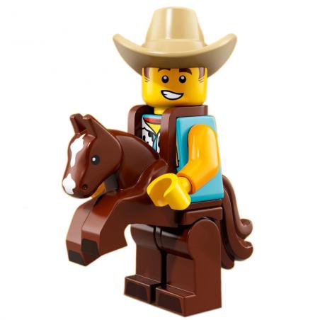 Cowboy Costume Guy