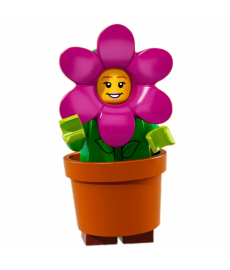 Flower Pot Girl