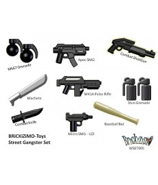 Street Gangster weapon set