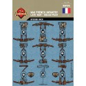 WW1 - French Infantry Late War - Sticker Pack
