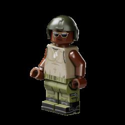 Vietnam Huey Crewman