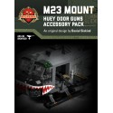 M23 Mount - Huey Door Guns Accessory Pack