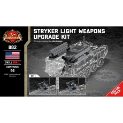 Add-on Pack: Stryker Heavy Weapons Upgrade Kit