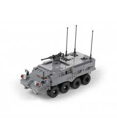 Add-on Pack: Stryker Light Weapons Upgrade Kit