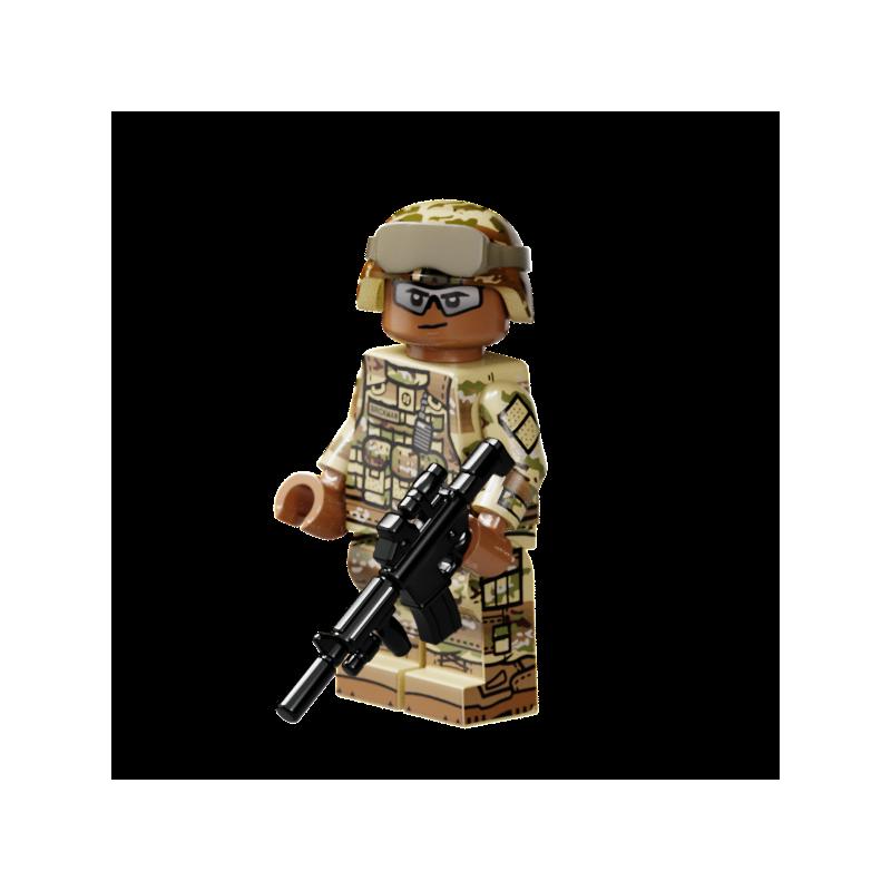Modern US Army Rifleman