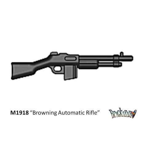 American - BAR M1918 Browning Automatic Rifle