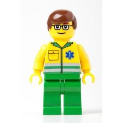 Dutch Paramedic Male