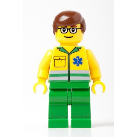 Dutch Paramedic Male