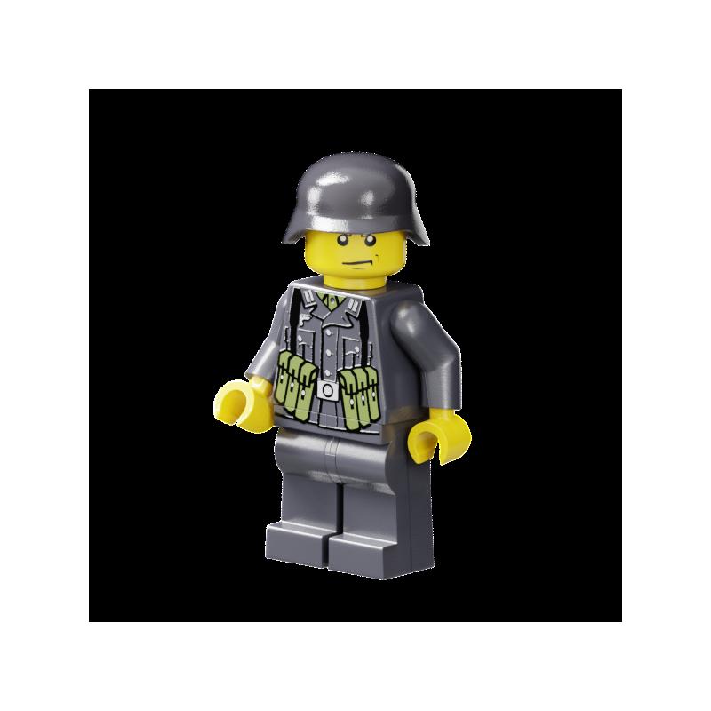 WWII Duitse MP40 Soldaat