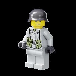 WWII German MP40