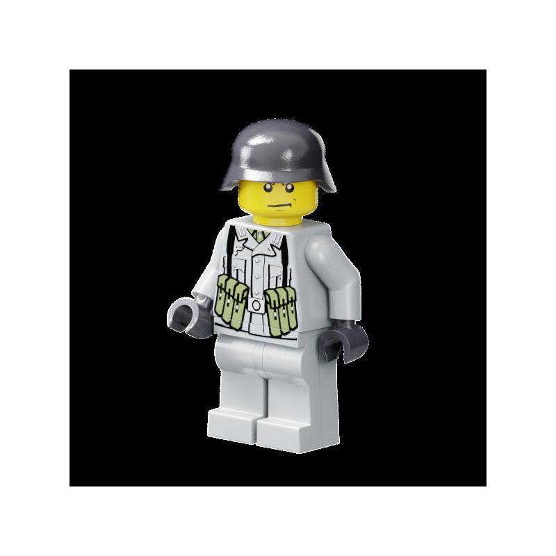 WWII Deutche MP40 Soldat