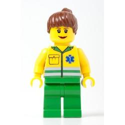 Nederlandse Ambulance zuster