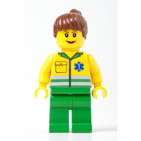 Dutch Paramedic Female