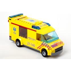 Niederländische Ambulanz