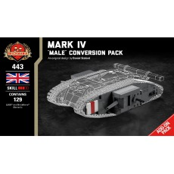 "Mark V Tank ""Black Bess"""