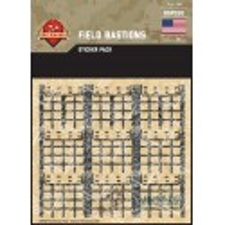 Field Bastions - Sticker Pack