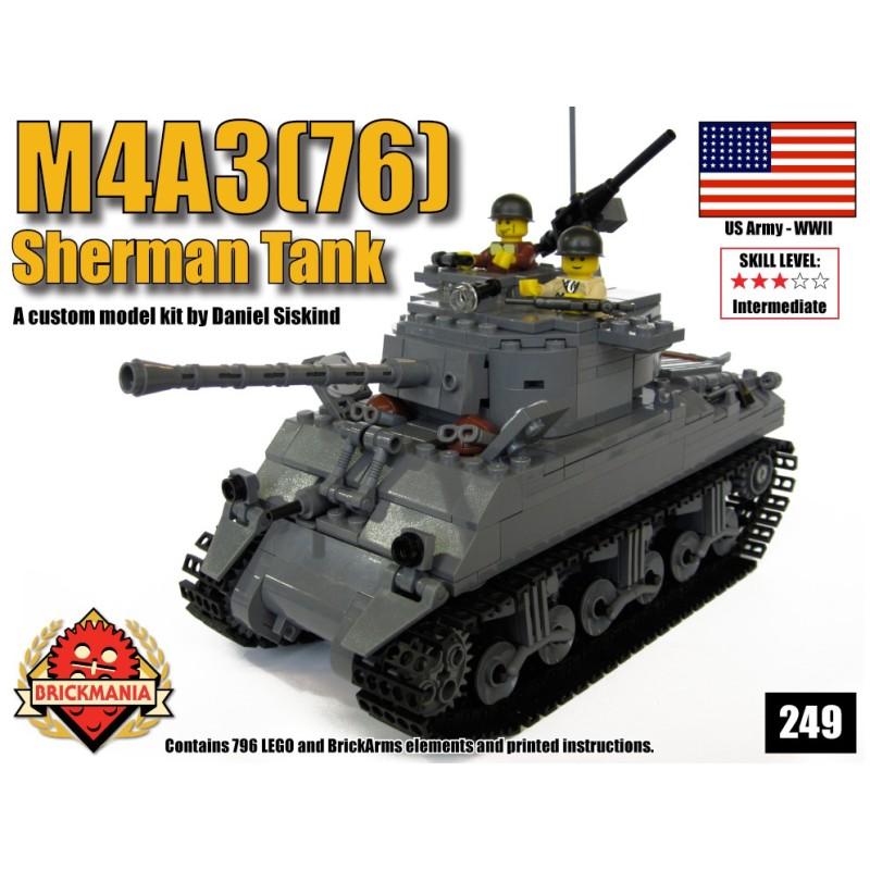 M4A3(76) Sherman Tank