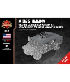 M998 HMMWV - Weapon Carrier Conversion Kit Add-On Pack