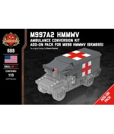 M997A2 HMMWV - Ambulance Conversion Kit Add-On Pack