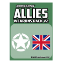 BrickArms Alliierten Waffen Set v2