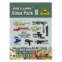 BrickArms Value Pack 8
