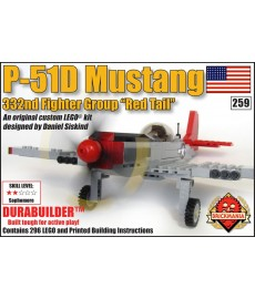 """P-51D Mustang """"Red Tail"""""""