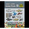 BrickArms Value Pack 11