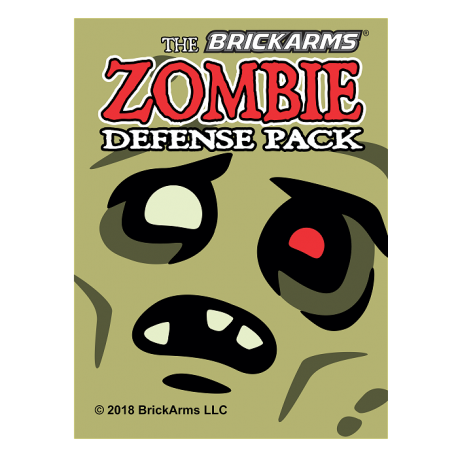 BrickArms Zombie Defense Pack 2018