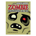 BrickArms Zombie Defense Pack wapen set voor LEGO Minifigures