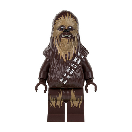 Chewbacca (Dark Tan fur)