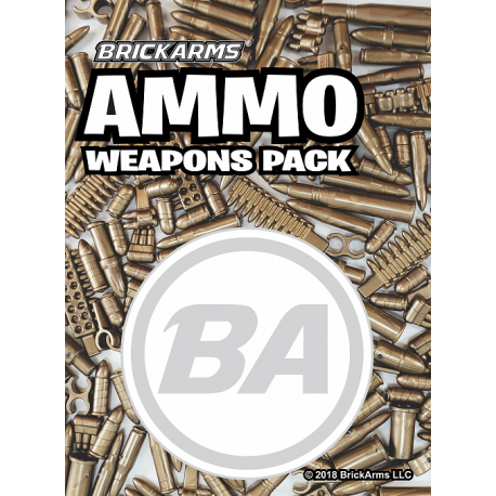 BrickArms Ammunitie Pack