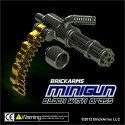MiniGun with ammo chain